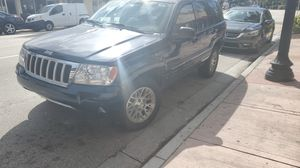 Jeep grand Cherokee limited v8 for Sale in Miami Beach, FL