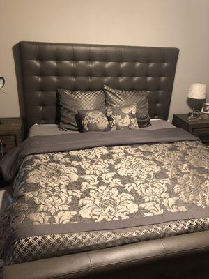 Z Gallerie Bed Frame for Sale in Rockville, MD