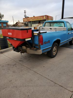 Plow and truck for Sale in Arvada, CO