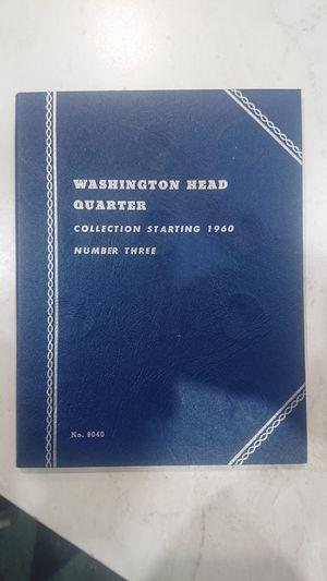 Whitman Washington Quarter Starting 1960 No. 9040 for Sale in Garden Grove, CA
