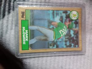 Excellent condition Baseball trading cards for Sale in Granite City, IL