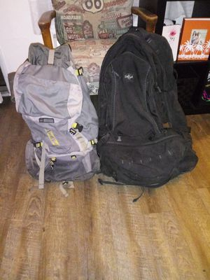 2 Hiking Backpacks $30 for both for Sale in Los Angeles, CA