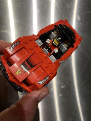 LEGO Ferrari for Sale in Atlanta, GA