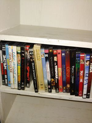 DVD movies .50 Each . 2222 n. Sherman dr. for Sale in Indianapolis, IN