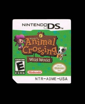 Animal Crossing Wild World Nintendo DS for Sale in Tustin, CA