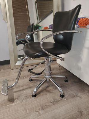 Hydraulic Styling chair for Sale in Tucker, GA
