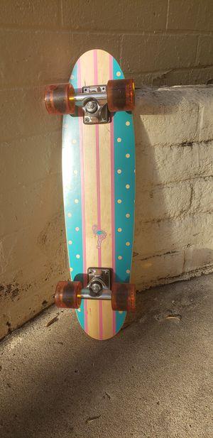 LEMONADE Gidget Flamingo Cruiser Skateboard. for Sale in San Diego, CA