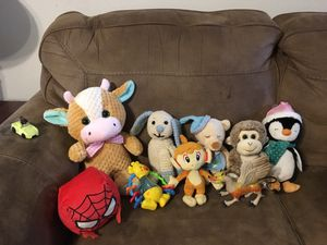 Baby toys/ animal plushies for Sale in LA, US