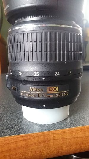 Nikon 18-55 VR lens for Sale in Palos Hills, IL