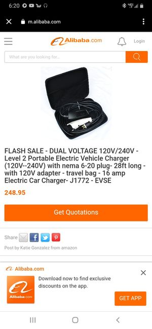 Charger for Sale in Los Angeles, CA