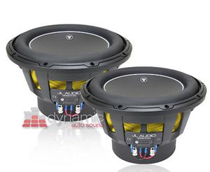 Two(2) brand new JL Audio 12w6v3 car subwoofers for Sale in Medford, MA