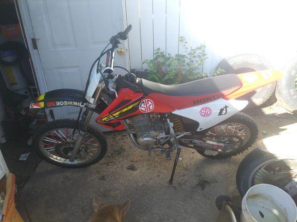2003 crf150f