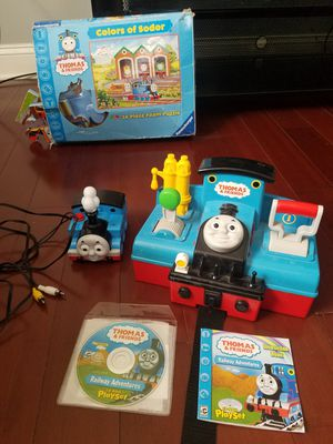 Thomas and friends!! Tv and computer games for Sale in Macungie, PA