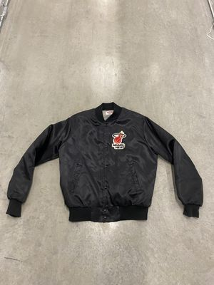 1980 vintage Miami Heat said jacket size medium for Sale in Lauderhill, FL