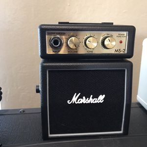 Marshall Micro MS2 Dc Amp for Sale in Lodi, CA