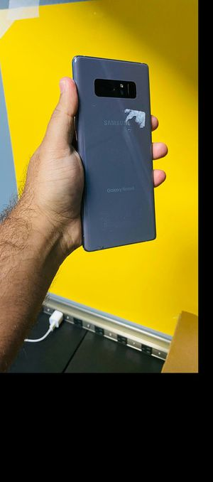 Note 8 64gb Unlocked (Finance for $40 down, take home) for Sale in Carrollton, TX