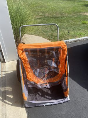 Bike trailer for kids for Sale in Old Bridge Township, NJ
