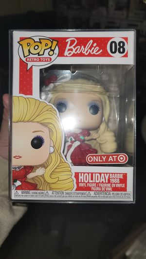 Funko Pop! Holiday Barbie (Target Ex) for Sale in Rancho Cucamonga, CA