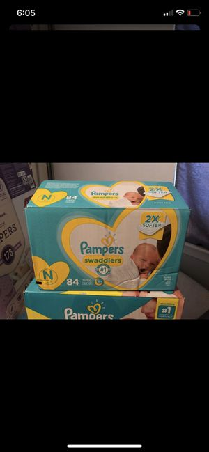 Pampers Newborn for Sale in Dallas, TX