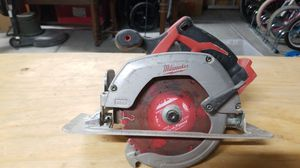 Milwaukee 6-1/2 circular saw (tool only) for Sale in Henderson, NV