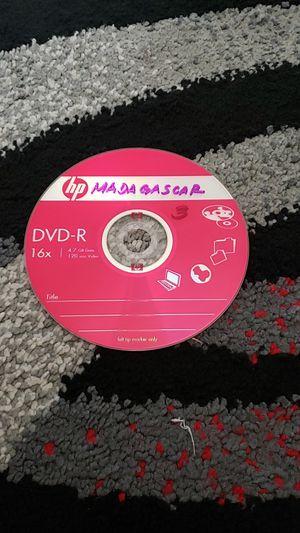 Madagascar 3 Movie CD for Sale in Newark, CA