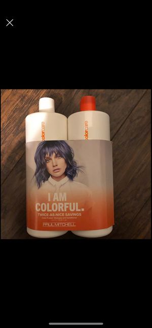 Paul Mitchell shampoo and conditioner for Sale in Fresno, CA
