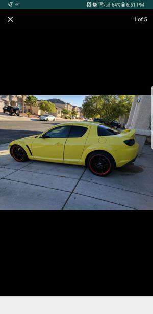 2004 Mazda Rx-8 for Sale in Las Vegas, NV