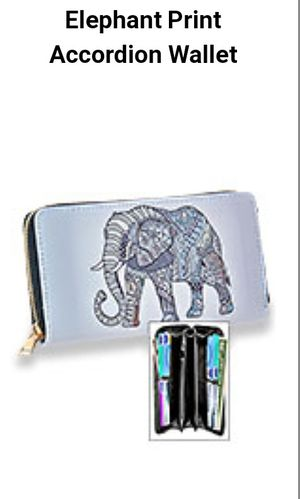 Gracious Rose Wallet for Sale in Montesano, WA