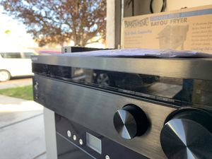 Sony stereo receiver 2ch/ Bluetooth/ works good (LCD screen dos not turn on ) stereo still works sold as is for Sale in Las Vegas, NV