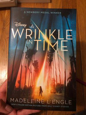A Wrinkle In Time By: Madeleine L'Engle book for Sale in Silver Spring, MD