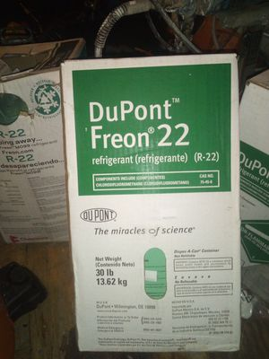 Du Pont Freon R. 22 for Sale in Houston, TX