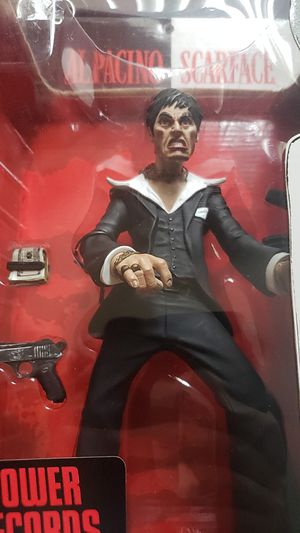 Scarface action figure new never opened collector item for Sale in Vacaville, CA