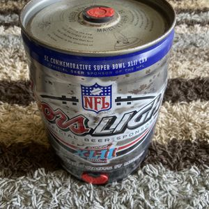 Super Bowl Mini Collecters Keg for Sale in Brandon, FL