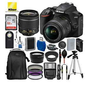 Nikon d3500 and accessories for Sale in San Jose, CA