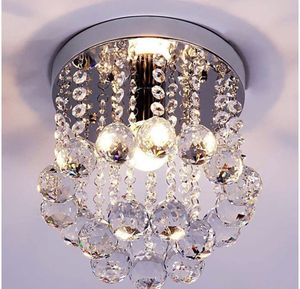 Crystal Chandelier Light Mini Lamp Office Bedroom Decoration Easy Installation Bright for Sale in Laurel, MD