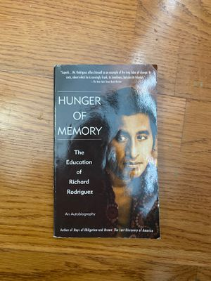 Hunger of Memory for Sale in Chino Hills, CA