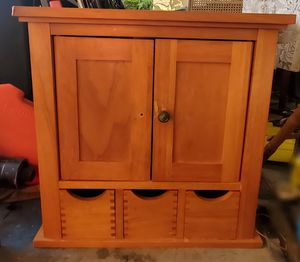 Storage Cabinet with Shelves for Sale in Orange, CA