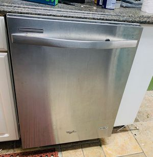Dishwasher whirlpool for Sale in Tampa, FL