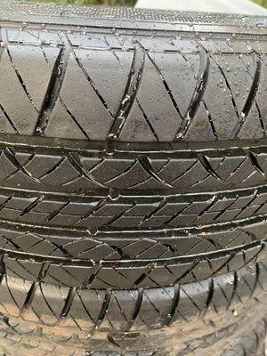 """Like new set of 15"""" tires 205/65R15 for Sale in Pinellas Park, FL"""