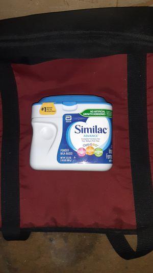 Similac Advance Optigro 23.2 oz can for Sale in Dallas, TX