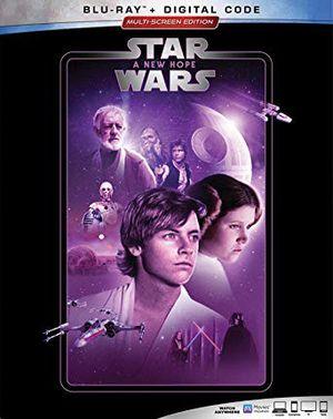 STAR WARS A NEW HOPE EPISODE BLURAY DIGITAL for Sale in Seattle, WA