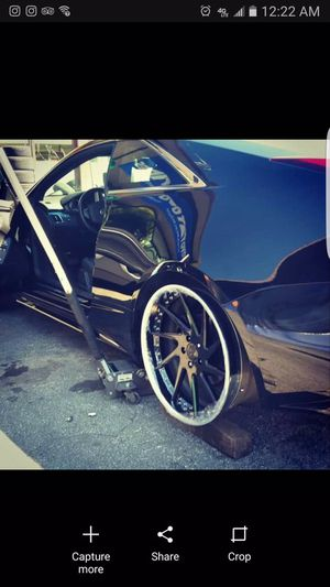 Forged 3 piece wheels rims for Cadillac, brand new in the box for Sale in Miami, FL