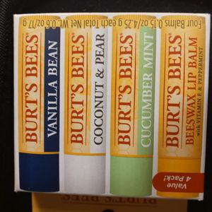 Burts bees lip balm. Large Packs $5 Each. for Sale in Roseville, MI