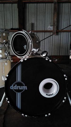 Ddrum diablo 5 pieces set. for Sale in Van Dyne, WI