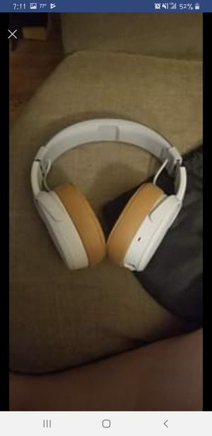 Skullcandy headphones crusher wireless for Sale in Aurora, CO