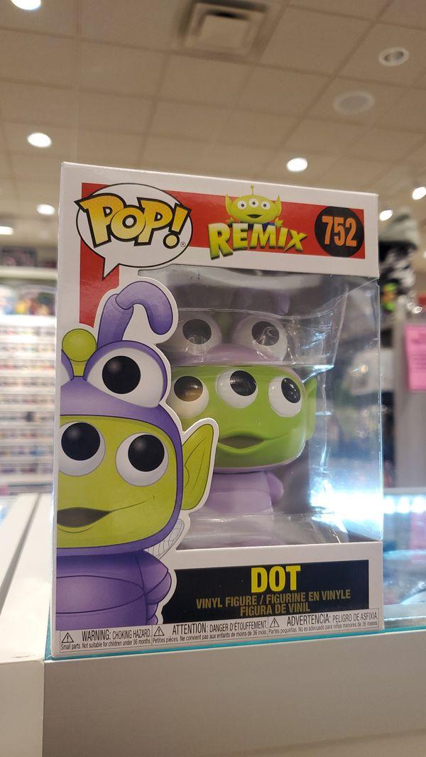 DOT # 752 Funko POP! ALIEN REMIX