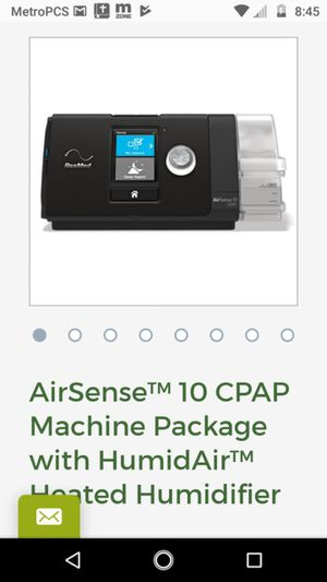 cpap machine for Sale in Baltimore, MD