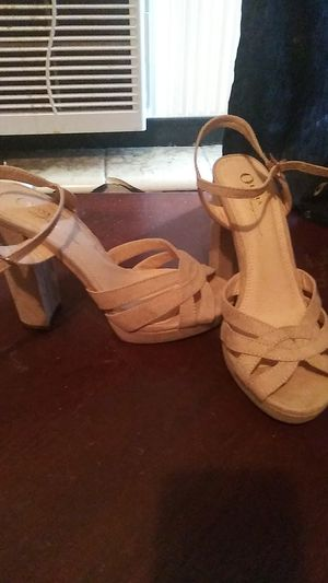 Olivia brand heels worn once excellent condition. for Sale in Ruskin, FL