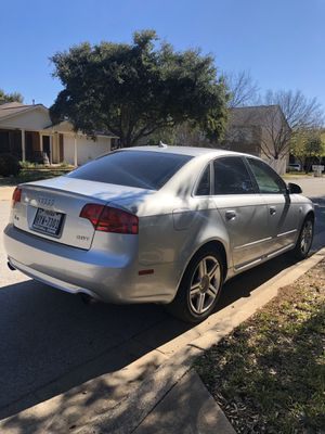 Audi A4 2.0T for Sale in Round Rock, TX
