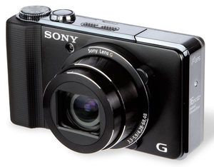 Sony Cyber-shot DSC-HX9V 16.2MP Digital Camera - Black for Sale in Naperville, IL
